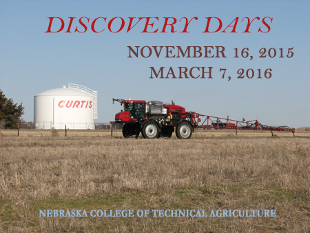 Discovery Day Postcard