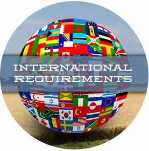 International Requirements Image