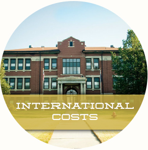 international costs icon