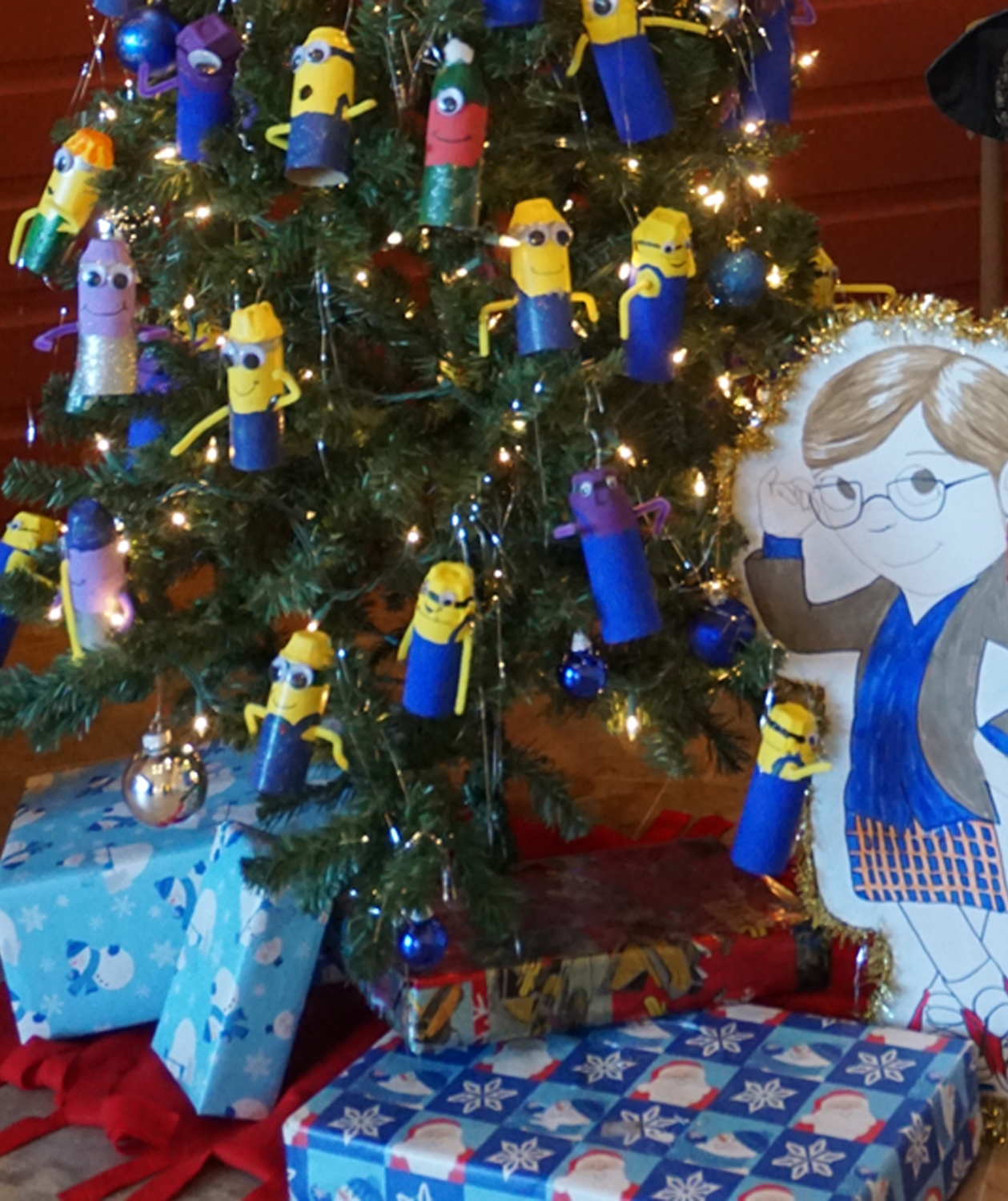 NCTA toy collection until Dec. 7th.  (Rick Myers Photos)