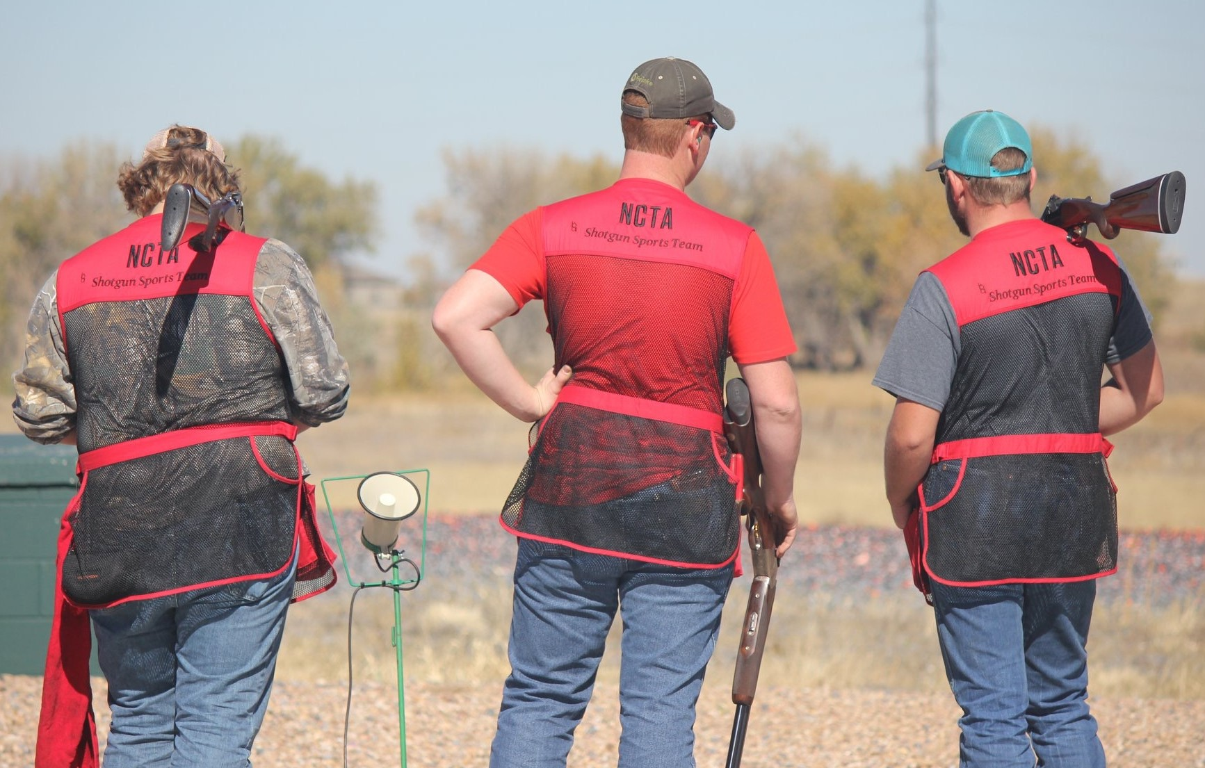 Students with the NCTA Aggie Shotgun Sports Team will compete in Lincoln this weekend.  On Sept. 27-29 they host the Prairie Circuit match at North Platte. (Crouse/NCTA File Photo)