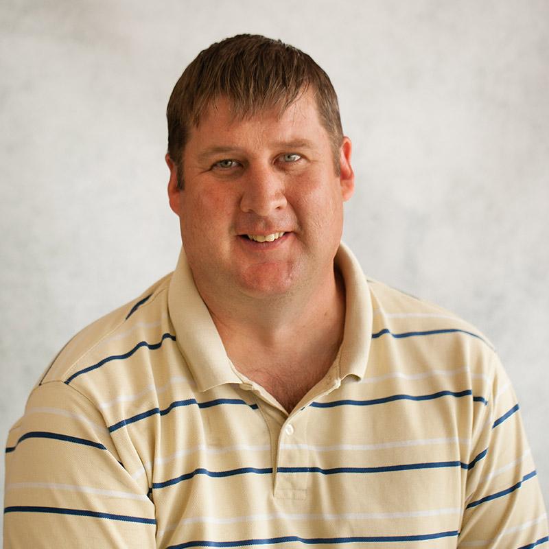 Brad Ramsdale portrait