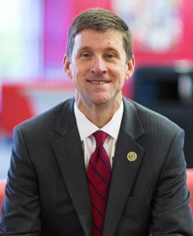 Hank Bounds, University of Nebraska President