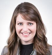 Cortney Cowley, agricultural economist with the Federal Reserve Bank of Kansas City, Omaha Branch. (Courtesy photo)