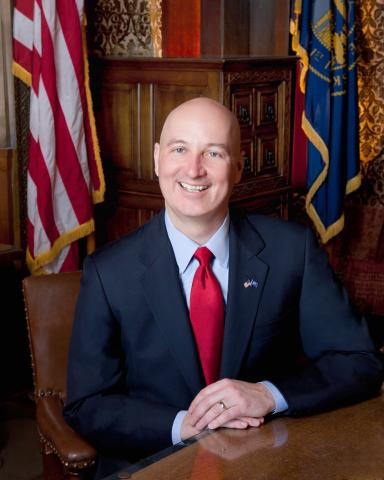 Nebraska Governor Pete Ricketts