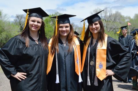 2015 NCTA Graduation