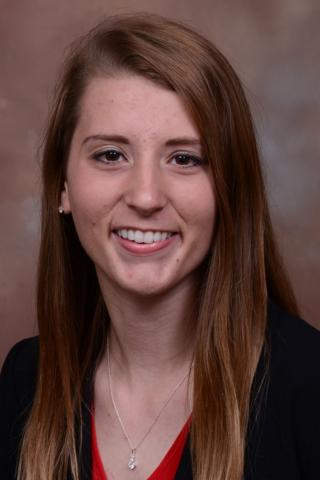Juliana Krotz Kroeger of Dannebrog has been named assistant recruiting coordinator at NCTA in Curtis. (CASNR photo)