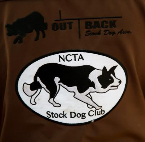 NCTA hosts a stock dog trial April 1-2 on campus.