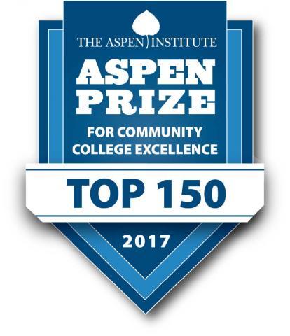 """Aspen Prize Top 150 U.S. Community College."""